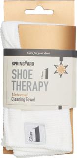 Cleaning Towel Sko Tilbehør Hvit Springyard