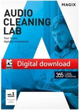 Audio Cleaning Lab - Angielski Licencja elektroniczna