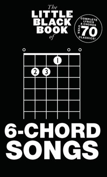 TheLittleBlackBookOf6-ChordSongs lærebok