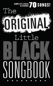 TheOriginalLittleBlackSongbook lærebok