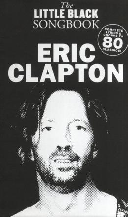 TheLittleBlackSongbook:EricClapton lærebok