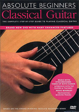 Absolute Beginners: Classical guitar DVD