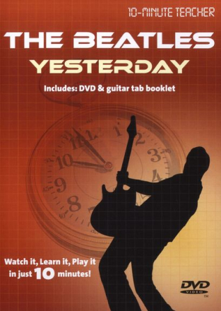 10-Minute Teacher: The Beatles - Yesterday DVD