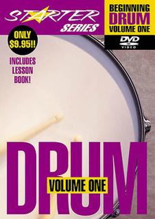 BeginningDrum:VolumeOne DVD