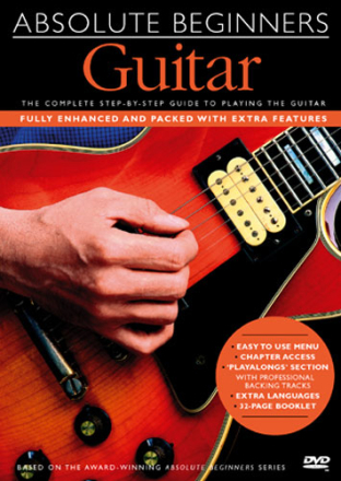 Absolute Beginners: guitar DVD