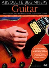 AbsoluteBeginners:guitar DVD