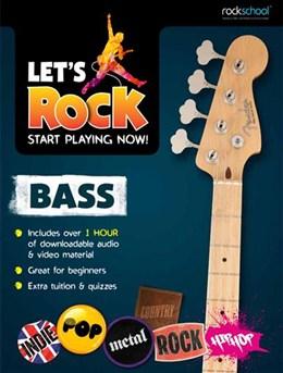 LetsRockBassStartPlayingNow! lærebok