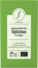 Fredsted Organic Herbal Tea Uplicious 36 g