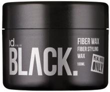 IdHAIR Men Black Fiber Styling Wax 100 ml