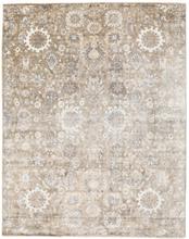 Ull / Bambusilk Loom - Indisk matta 235x297 Modern Matta