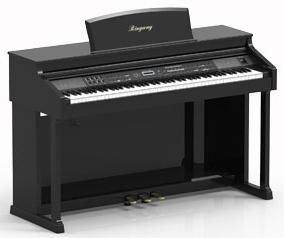 Ringway TG8862 rosewood el-piano palisander
