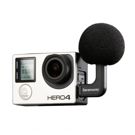 Saramonic G-Mic mikrofon for GoPro Hero