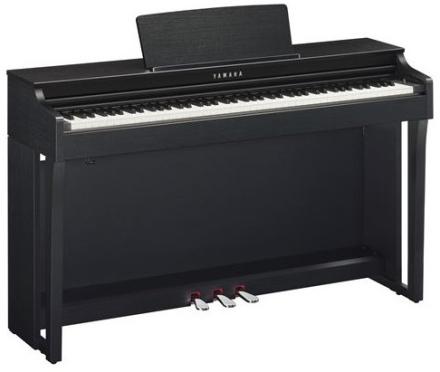 Yamaha CLP-625 B el-piano sort