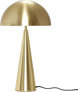 HÜBSCH bordlampe - messing, metal