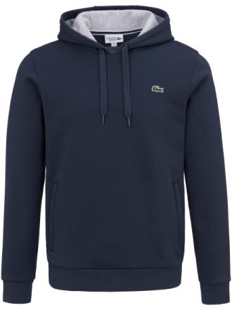 Sweatshirt hætte Fra Lacoste blå - Peter Hahn