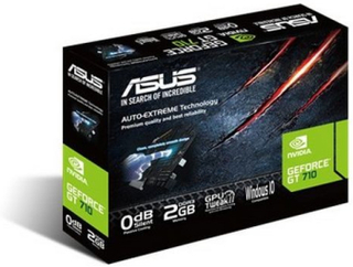 Grafikkort Asus 90YV0940-M0NA00 2 GB DDR3 1800 MHz
