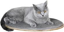 Kerbl vægmonteret katteseng Tofana 35x50 cm grå 81543