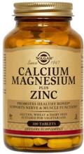 Solgar Calcium Magnesium Zinc 100 tabletter