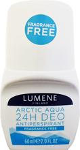 Deodorant Arctic Aqua Fragrance Free - 51% rabatt