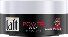 Mega Strong Power Hårvax
