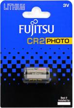 Fujitsu Photo CR2 Lithium Batteri - 1 stk.