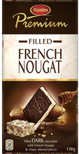 Premium Fylld Fransk Nougat