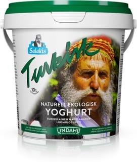 Ekologisk Turkisk Yoghurt 10%
