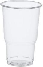 Plastglas 25cl