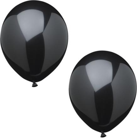 Ballonger Svart