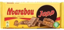 Mjölkchokladkaka med Japp