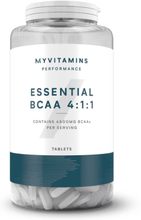 Essential BCAA 4:1:1 Tablets - 120Tablets