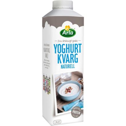 Yoghurtkvarg Naturell 2,2%