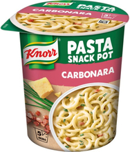 Snack Pot Carbonara