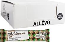 Måltidsersättning Bars Dark Chocolate Mint 20-pack - 85% rabatt