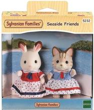 Seaside Friends