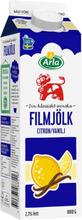 Filmjölk Citron/vanilj 2,7%