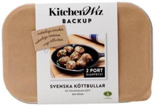 Svenska köttbullar på Tjolöholmskött, storpack.