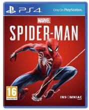arvel Spider-Man Playstation 4