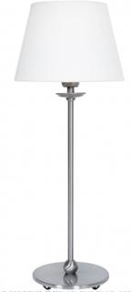 Konsthantverk Tyringe Lampfot UNO Stål (Storlek: Låg 390mm)