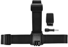 Garmin Head Strap Mount With Ready Clip (VIRB® Series)