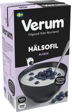 Hälsofil Blåbär 3,5%