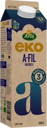 Ekologisk A-fil Plus Dofilus 3%