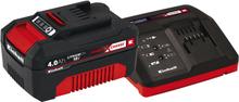Einhell Laddare & Batteri PXC Starter Kit 18V 4,0Ah