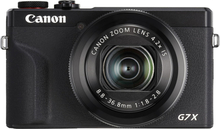 Canon PowerShot G7X Mark III Digitalkamera - Schwarz (International Ver.)