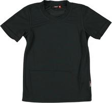 T-shirt van Maier Sports in de kleur zwart