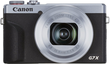 Canon PowerShot G7X Mark III Digitalkamera - Silber (International Ver.)