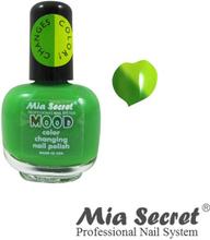 Mia Secret Mood Nagellak Green-Yellow