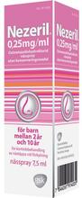 Nässpray 0,25 mg/ml