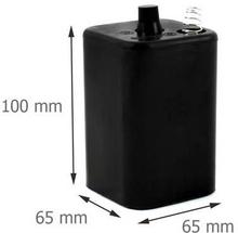4R25 sink Batteri med fjær - 1 stk.