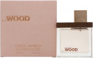 DSquared2 She Wood Eau de Parfum 50ml Sprej